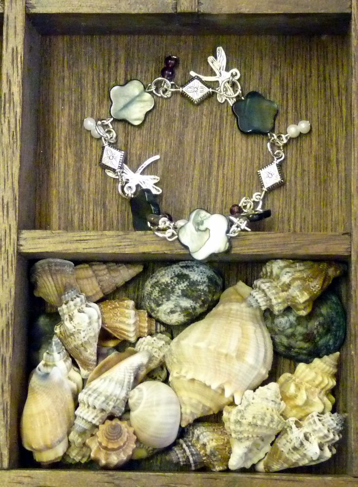 Beautiful Jewellery from our Recycled Jewellery course at Gardeners Lane in Cheltenham.
