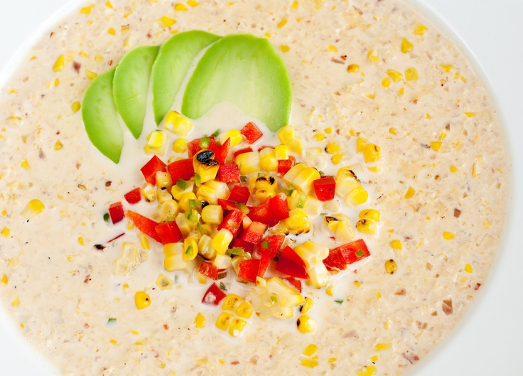 Grilled Corn and Chipotle Soup | Chowder, Chili, Soups & Stews | Pint ...