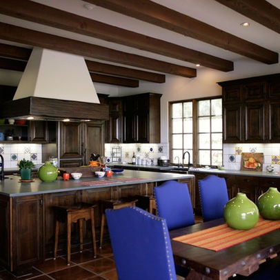 17 best images about new house on pinterest house plans for Mexican tile kitchen ideas