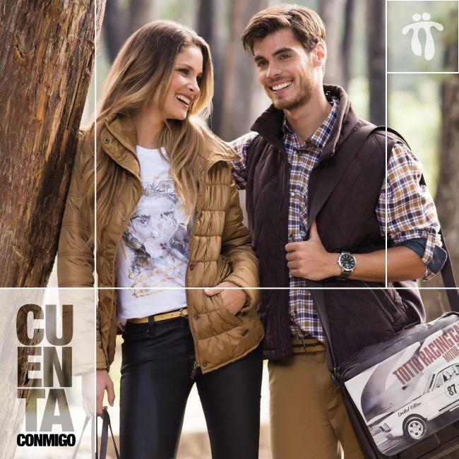 #Chaqueta #Totto #Moda en www.totto.com
