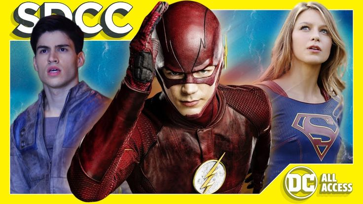 SDCC DAY 4 – Supergirl, The Flash & More TV News + Justice League Cast Unites The Flash...  Is it really the last day of Comic-Con? How can that be? Is there no Justice?! Actually, there's plenty of it in today's DC All Access SDCC clip, as the cast of the Justice League movie drops... SDCC DAY 4 - Supergirl, The Flash & More TV News + Justice League Cast Unites