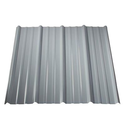 Metal Roofing Material At Lowes In 2020 Metal Roof Panels Corrugated Metal Roof Steel Roof Panels