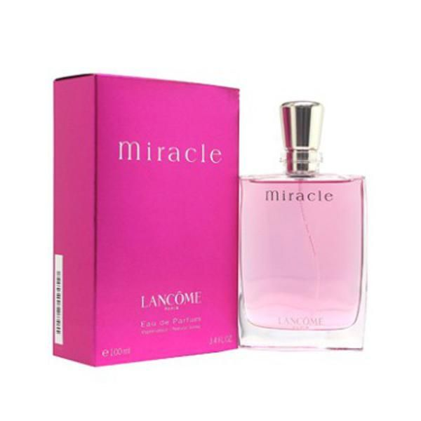 Cosmetics & Perfume: Miracle lancome in Europe