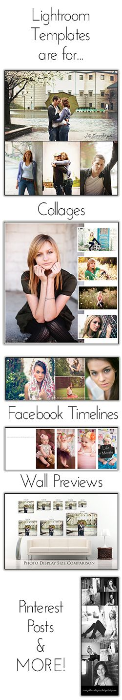 Need a Photo Collage Maker and Killer Editing Program Too? - JL Photography | Free Lightroom Templates | Lightroom Blog