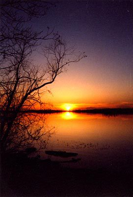 Northwest Angle and Islands, Lake of the Woods, Top of the Nations.
