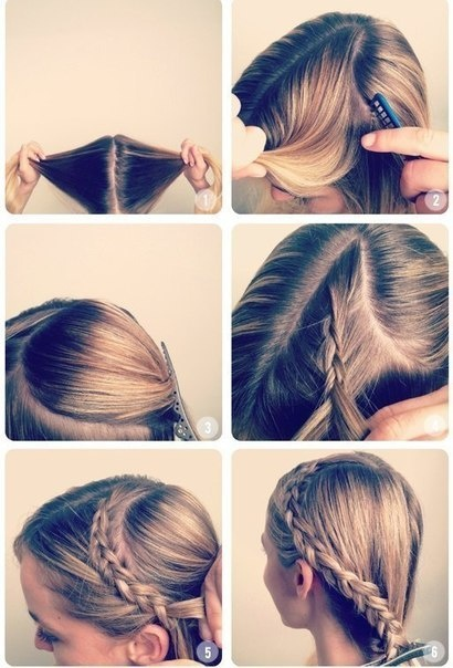18 best images about Hairstyles Step by Step on Pinterest