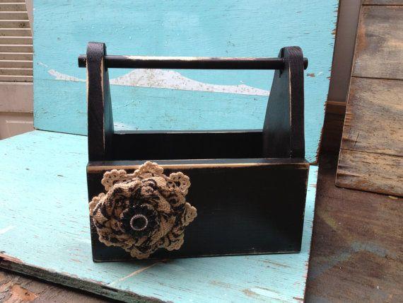 Burlap Flower Girl Basket Hobby Lobby : Ideas about card basket on wedding