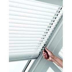 Velux-jalousette Pal für Fenstergröße P08 7012 Grau Veluxvelux