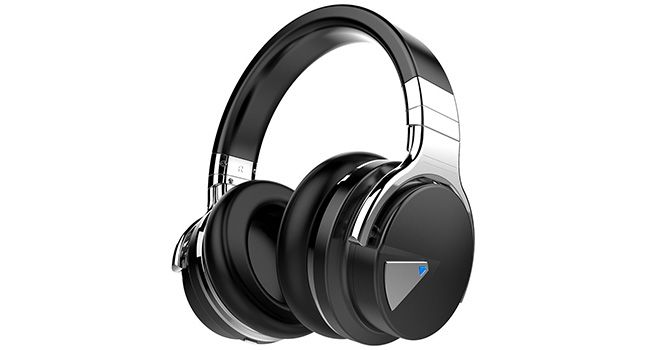 Cowin E-7 Review - Best Affordable Noise Cancelling Wireless Over-Ear #Headphones
