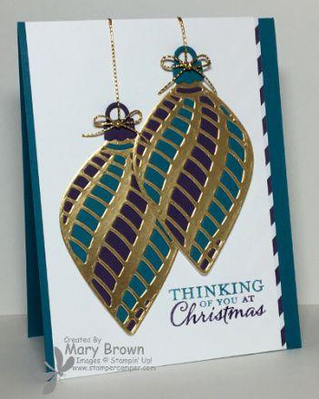 手机壳定制prada glasses price Stampin   Up Delicate Ornaments CCMC