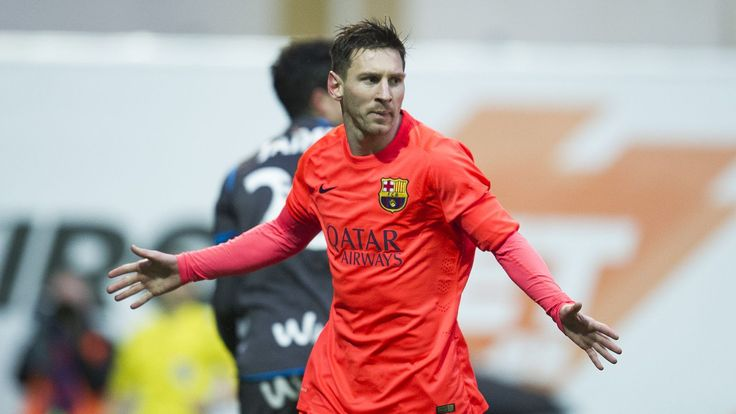 Messi's brace ensures the Blaugrana will remain on top of La Liga for another week.