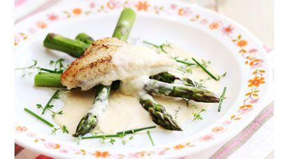 Scholfilet met wittewijnsaus | foodies magazine