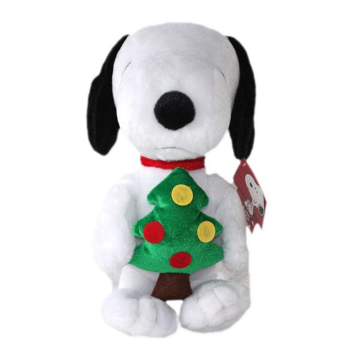 Peluche Snoopy Árbol de Navidad | SEARS.COM.MX - Me entiende!