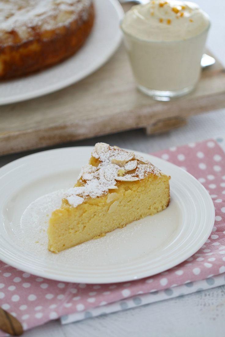 Gluten-Free Flourless Orange and Almond Cake | Recipe | Almond cakes ...