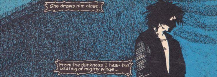 """""""Sandman"""" uważany jest za jeden z najlepszych komiksów w historii, jednak wciąż nie udało się go przenieść na wielki ekran, a każda dotychczasowa próba kończyła się fiaskiem...  Czy fani serii doczekają się w końcu ekranizacji? http://exumag.com/ekranizacja-komiksu-sandman/"""