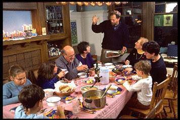 rosh hashanah family service