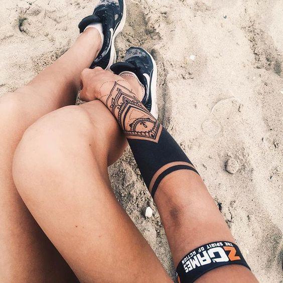 """Tattoo """"Sleeve"""" für Mädchen und Jungs – Mode Week"""