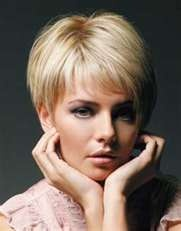 Image Search Results for pixie cut with bangs