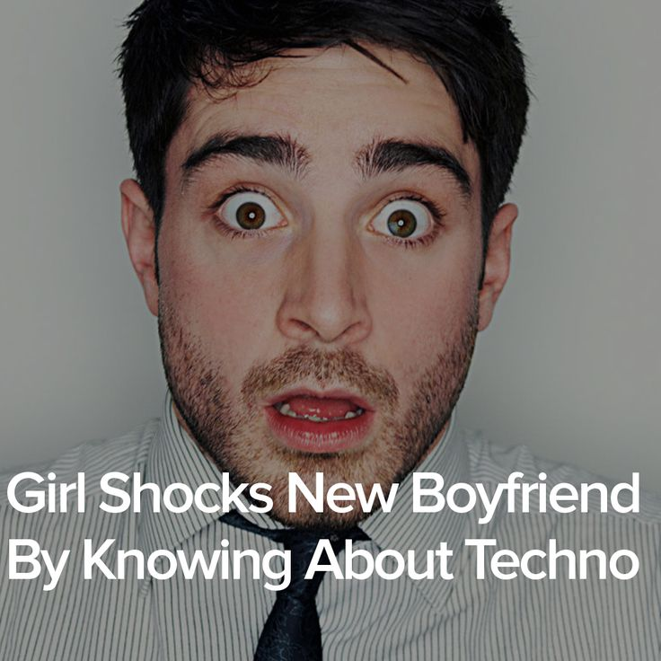 Girl Shocks New Boyfriend By Knowing About Techno