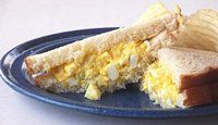 The Best Egg Salad Ever Recipe from Betty Crocker