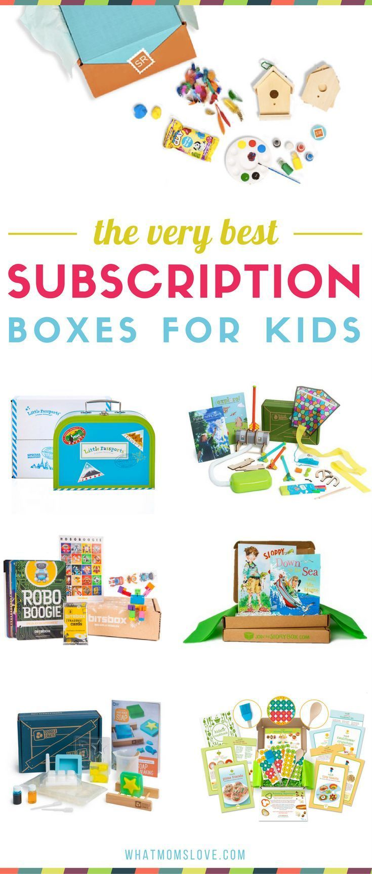 Non-Toy Gift Guide: The Best Subscription Boxes & Magazines For Kids