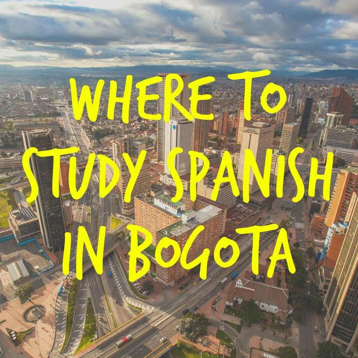 If you were thinking about studying #Spanish have a look at my new blog POST. I've summarised all the places to do it in the capital of #Colombia #Bogota. It's the best place for learning Spanish indeed. The link is also in my bio  http://ift.tt/2n19xId  #RushAway #RushAwayBlog #SpanishInBogota #SpanishInColombia #Колумбия #Colombia #Bogota #Богота