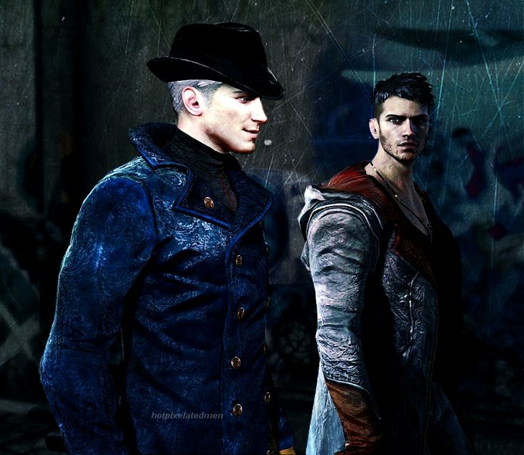 Devil May Cry 5: Devil May Cry 5 Dante And Vergil