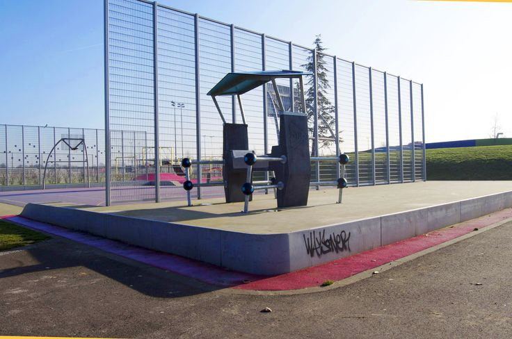 Yalp Fono in the Public Realm #PublicParks - #LivingAreas - #Squares - #Skateparks - #Playgrounds
