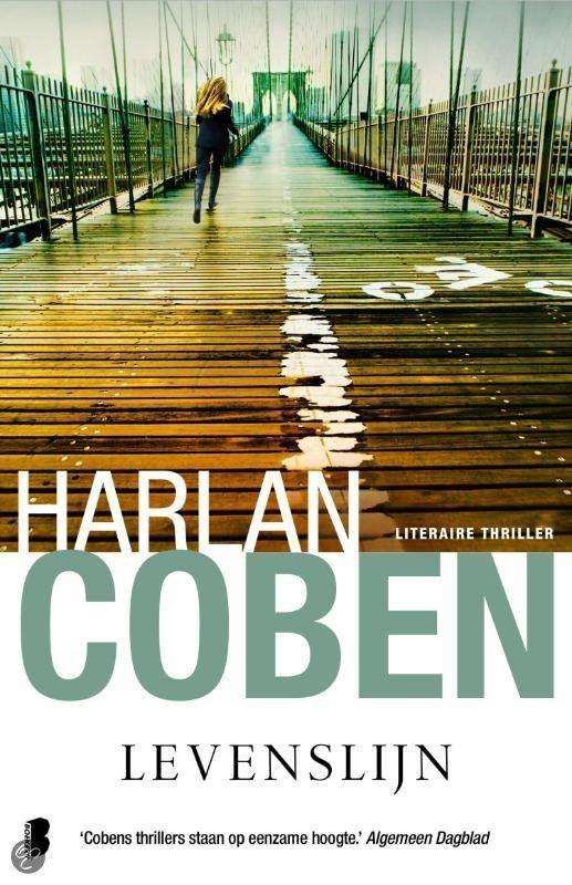 Levenslijn, Harlan Coben   Nederlandse boeken