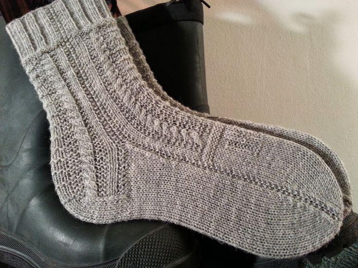 The Gansey Sock