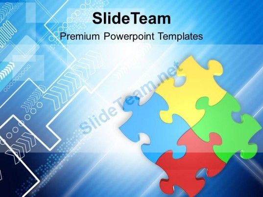 3283 best Business Powerpoint Templates Themes Backgrounds images - puzzle powerpoint template