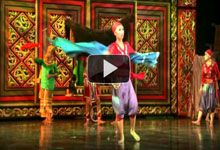 Devdan show video at Bali Nusa Dua Theatre