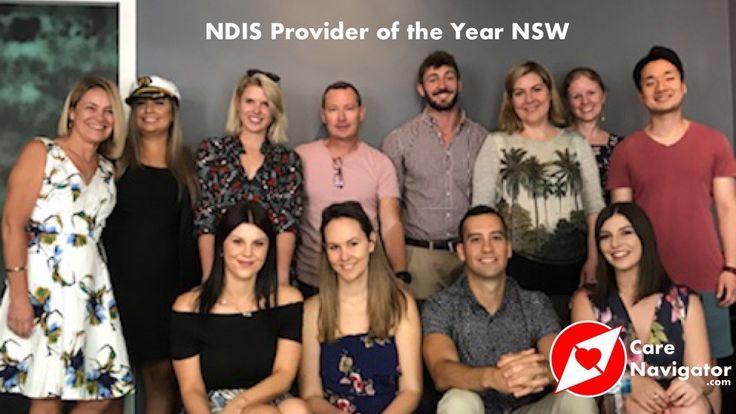 NDIS Provider of the Year NSW – CareNavigator.com.au