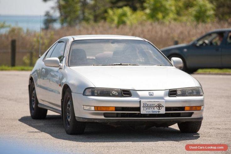Honda: Prelude Si #honda #prelude #forsale #canada