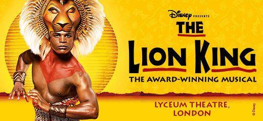 London - The Lion King