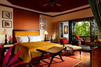 Sheraton Langkawi Resort - Premium Suite Bed Rooms..