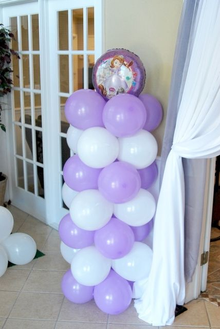 "Photo 13 of 16: Sofia the First / Birthday ""Princess Sofia the First Bash"" 