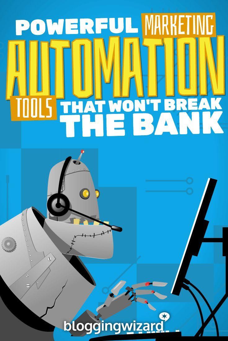 5 Powerful Marketing Automation Tools That Won't Break The Bank via @adamjc