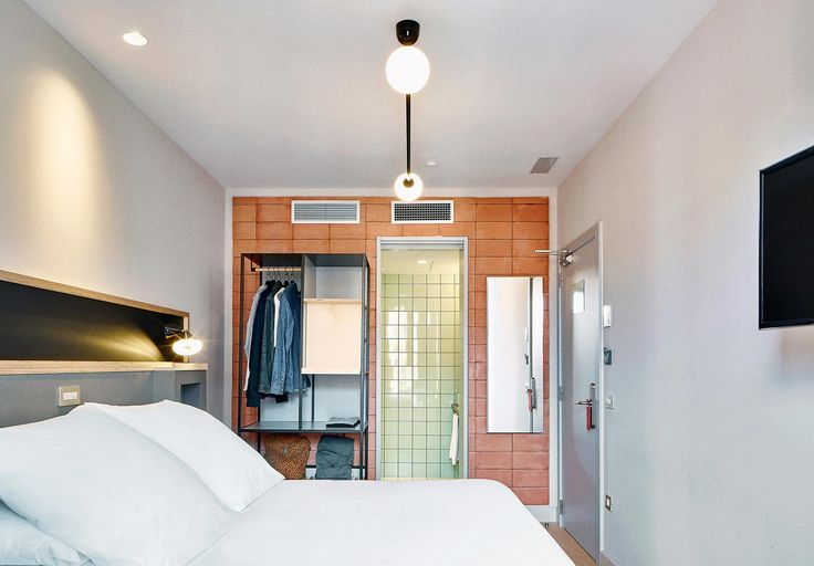 Poolside Classic Room #Hotel #Brummell #Barcelona #PobleSec