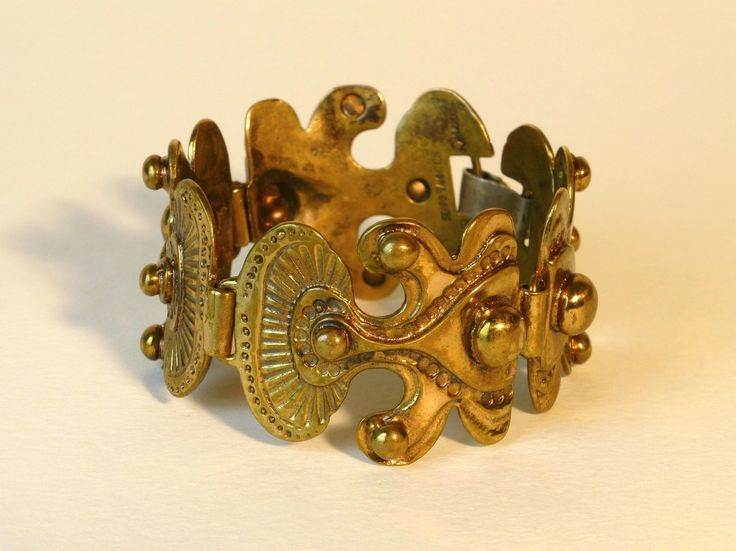 Seppo Tamminen, vintage bronze bracelet, 1960's.