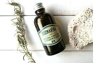 Drogéria - Rozmarína - intenzívna vlasová kúra v skle (50 ml) - 6269106_