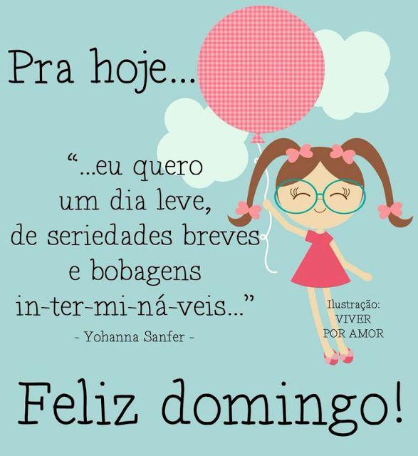 Gy Farias: Um excelente domingo para você!!!