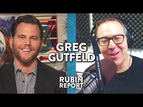 Greg Gutfeld and Dave Rubin: Fox News Hate, UC Berkeley, and Views on Trump (Full Interview) - YouTube