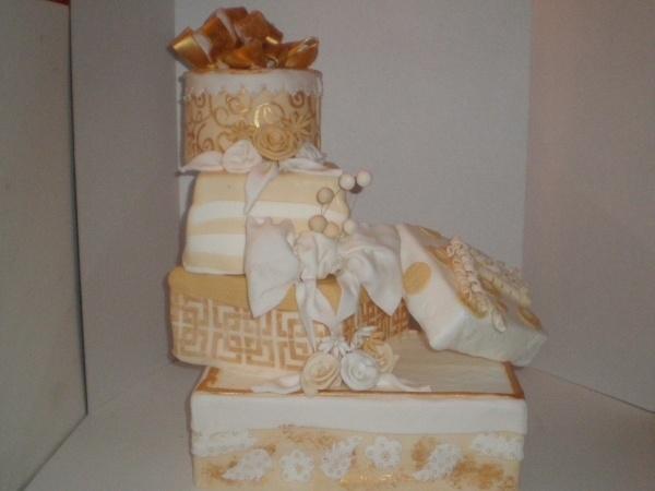 Beautiful Cake Boxes