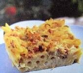 Greek style macaroni and cheese - one to add to the mac n cheese board ...
