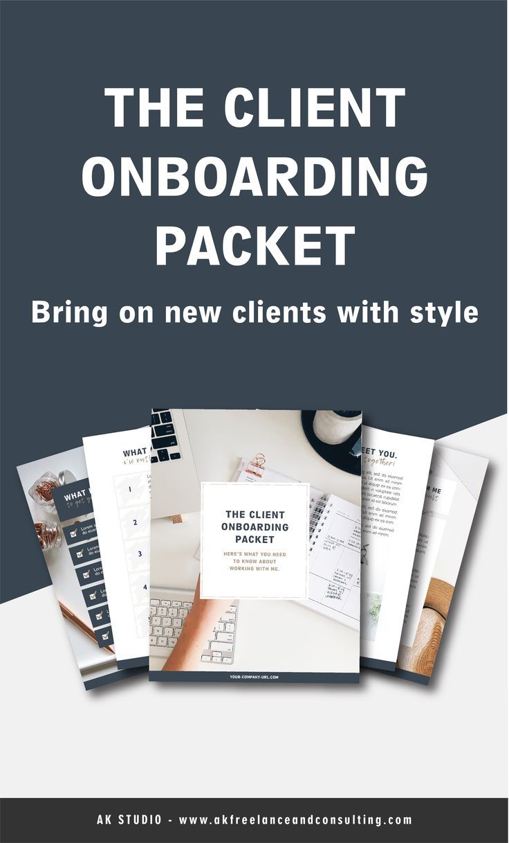 Client Welcome Packet Client Onboarding Client Welcome Kit Etsy Welcome Packet Onboarding Business Template