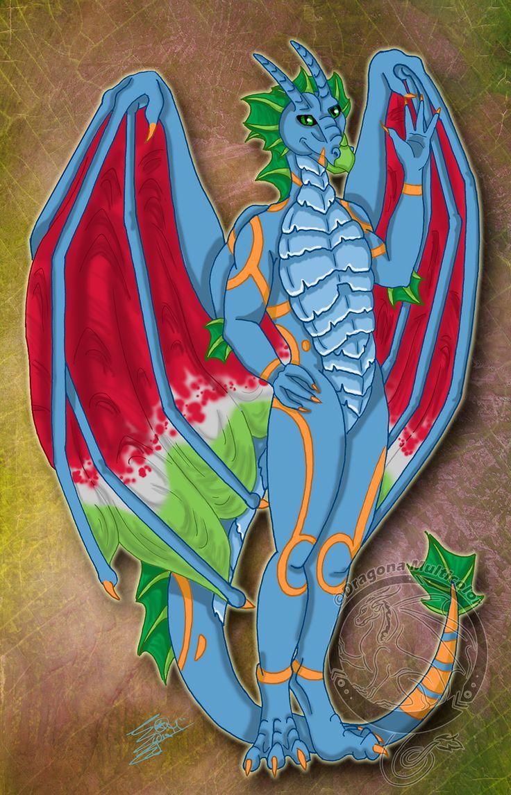Dragoth, dragon