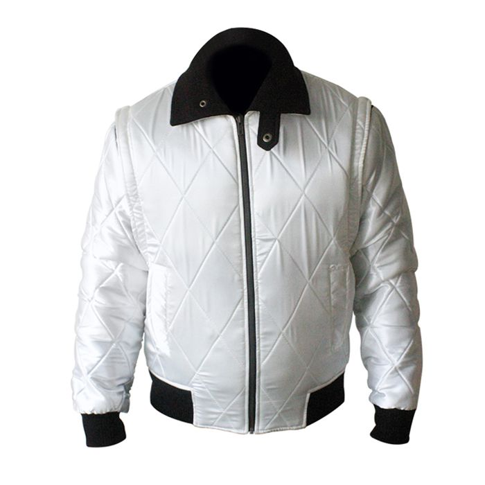 The Ryan Gosling Drive White Scorpion Jacket Now Available in our Store.