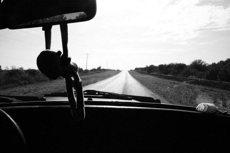 Io non vado da nessuna parte, io sto andando e basta. Cit.  #Ligabue