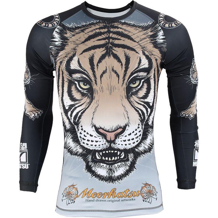 Meerkatsu Tiger Rashguard